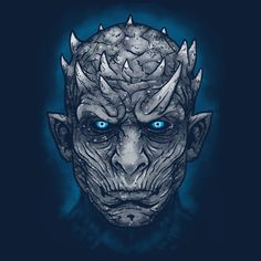 White Walkers Night King Game of Thrones T-Shirt