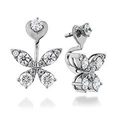 Aerial Diamond Earrings