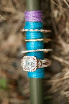 What a ring! ..Tory Williams Photography.. #engagement