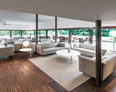 De Padova srl | Progetti | All projects | Club House Golf Club Carimate