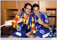 Amigos Celebrate the Win