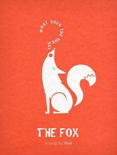 music_poster_the_fox