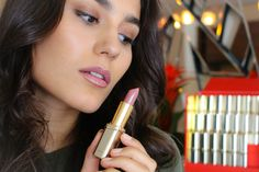They celebrate Color Riche's 30 anniversary and the Loreal Paris, Your Lips, My Beauty, Lip Makeup, Best Makeup Products, Lipstick, Color, Makeup Lips, Lipsticks