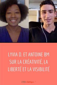 J'ai découvert Antoine Blanchemaison grâce à mon amie Margaux. J'ai aimé la simplicité d'Antoine, dans ses vidéos et dans la vraie vie. Pas de chichis, juste un message à faire passer. Dans cette interview, Antoine et moi discutons liberté, créativité, visibilité.