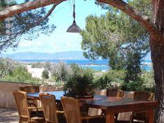 Ferienhäuser auf Formentera: Villa in La Savina - Ferienhaus mit spektakulärem Weitblick