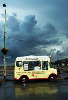 Hockings icecream van