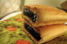 Homemade Fig Newtons These are so good just like bought