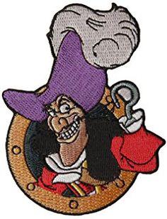Disney Maleficent Patch Sleeping Beauty Villain Crest IronOn Applique