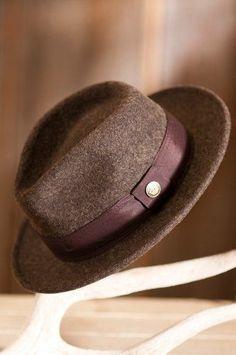 Nice wool hat!