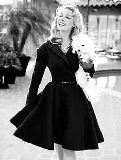 This is MY idea of a little black dress. <3  Love.