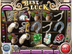 Jetzt spielen absolut kostenlos Spielautomaten Spiel Best of Luck - http://spielautomaten7.com/best-of-luck/