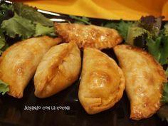 Más sanas que las fritas. Te explican la receta y detalles para que te queden perfectas desde el blog JUGANDO CON LA COCINA.