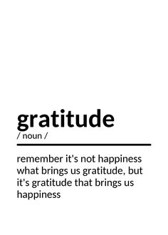 Gratitude is a powerful catalyst for happiness. Inspirational Quotes About Success, Success Quotes, Gratitude Quotes, Custom Posters, Positive Vibes, Self Love, Quote Of The Day, Favorite Quotes, Thoughts