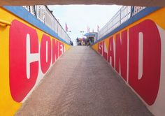 Wandering Through New York By Curate Labs — Coney Island