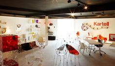 kartell `shop in shop´ at Mirsa