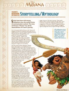 Wildlife Wednesday: Disney's 'Moana' Educator's Guide Connects Teachers and Students to the Magic of Nature