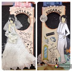 Hanger door casamento