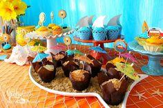 Hello Summer Surf Party via Kara's Party Ideas |