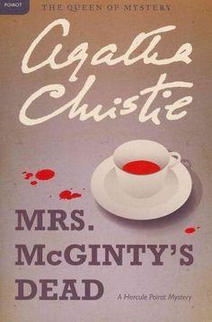 Mrs. Mcginty's Dead: A Hercule Poirot Mystery (Hercule Poirot Mysteries)
