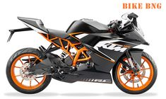 KTM RC125 Specification and Price   Model:  KTM RC 125                Price:  5,85,000 - BDT  | ₹ 1,25,000-INR             Displace...