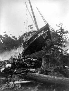 1964 alaska earthquake photos   ... the News (Sitnews) - Ketchikan, Alaska - News, Features, Opinions