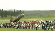 Breathtaking Chinook Display That Would Never Be Allowed To Happen Today