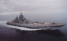 Battlecruiser | ... Feed Report media Russian battlecruiser Pyotr Velikiy (view original