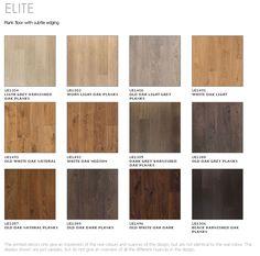 Elite Laminate Flooring