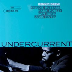 Kenny Drew Undercurrent 180g LP One of the Finest Blue Note Jazz Titles EVER!   Cut at 33 1/3rpm by Kevin Gray at Cohearent Audio from the Original Rudy Van Gelder Blue Note Master Tapes! Pressed 180 gram Virgin Vinyl LPs by RTI! Top Quality Gatefold Packaging with Laminated Covers & High Quality Session Photos!