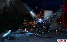 Metal pe metal si...scantei   Metal pe Metal - PxlShot.ro