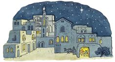 Silent+Night+in+Bethlehem | Examples of the next book of vignettes I've just completed for FJH ...