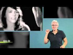 Halt Dich an mir fest - Revolverheld - Musikvideos in Gebärdensprache - NJOY - NDR - YouTube