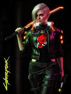 Cyberpunk 2077, Cyberpunk Games, Cyberpunk Girl, Arte Cyberpunk, Cyberpunk Character, Cyberpunk Fashion, Cyberpunk Anime, Witcher Art, Cyberpunk Aesthetic