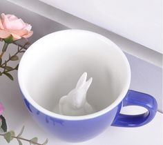 Бесплатная доставка керамические скрытые животных кружки кофейные чашки с хвостами унисекс существо кружки скрытые существа сложное делокупить в магазине Rainbow & OceanнаAliExpress