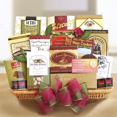 Forever in Your Heart Sympathy Gourmet Gift Basket , beads shop Holiday Gift Baskets, Gourmet Gift Baskets, Gourmet Gifts, Food Gifts, Almond Toffee, Butter Toffee, Almond Roca, Sympathy Gift Baskets, Sympathy Gifts
