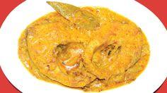 Rui Macher Dum Pakto - Special Macher Recipe Rohu Fish Dum Pakht - Benga... Best Fish Recipes, Rice Recipes, Bengali Fish Recipes, Famous Fish, Fish Dishes, Thai Red Curry, Ethnic Recipes, Food, Essen