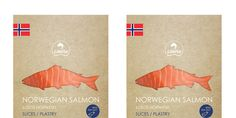 Norwegian Fish Packaging is as Pure and Untreated as Its Contents #healthy trendhunter.com
