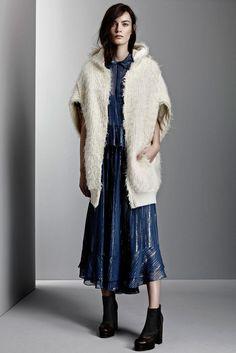 Rebecca Taylor Pre-Fall 2015 Fashion Show