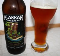 Beer Tasting Notes {Alaskan Imperial IPA - Pilot Series}