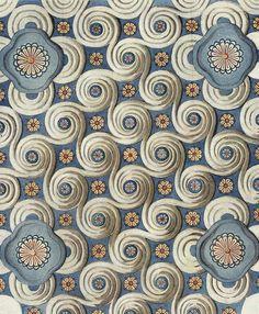 Minoan Temple - ceiling