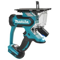 Makita DSD180Z, 18V Cordless Drywall Cutter http://cf-t.com/product/makita-dsd180z-18v-cordless-drywall-cutter/