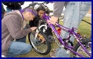 Team Building - Biker Build-Off, a feel-good team competition where teams build and race their own creations