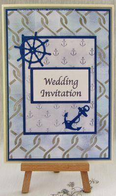 Tinyrose's Craft Room: Revised Wedding Invitation Design