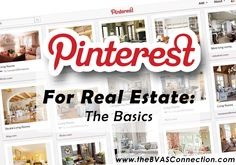 Pinterest for Real Estate - Some Basics