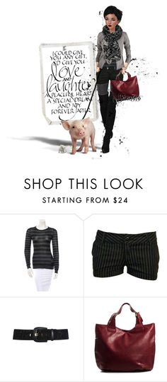 """""""Fashion Doll #9"""" by sica1616 ❤ liked on Polyvore featuring Jason Wu, Metal Mulisha, Peter Lang, Pieces, Promod, Wet Seal, vegan and farmsanctuary"""