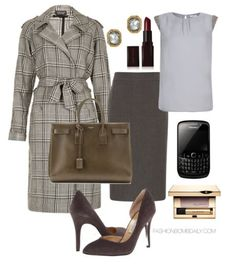 Fall 2013 Style Inspiration: Five Scandal Premiere Olivia Pope Inspired Looks - The Fashion Bomb Blog /// All Urban Fashion... All the Time