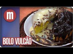Bolo vulcão - Mulheres(17/08/16) - YouTube