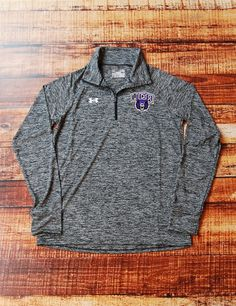 You have to stay warm this fall and why not rep your favorite school at the same time. This light Under Armour jacket is embroidered with the UCA bear and it is perfect for the cool weather! Go Central Arkansas!