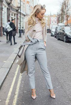 London Fashion Week Day One #ootd fashion mumblr 4
