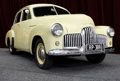 1949 Holden 48-215 Sedan Maintenance/restoration of old/vintage vehicles: the material for new cogs/casters/gears/pads could be cast polyamide which I (Cast polyamide) can produce. My contact: tatjana.alic@windowslive.com